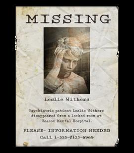 TEW1 MissingPoster Leslie