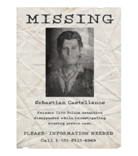 TEW1 MissingPoster Sebastian