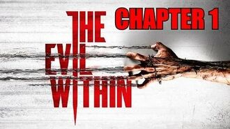 The Evil Within Walkthrough Chapter 1 - An Emergency Call No Damage (PS4)