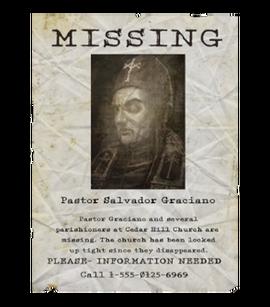 TEW1 MissingPoster Graciano
