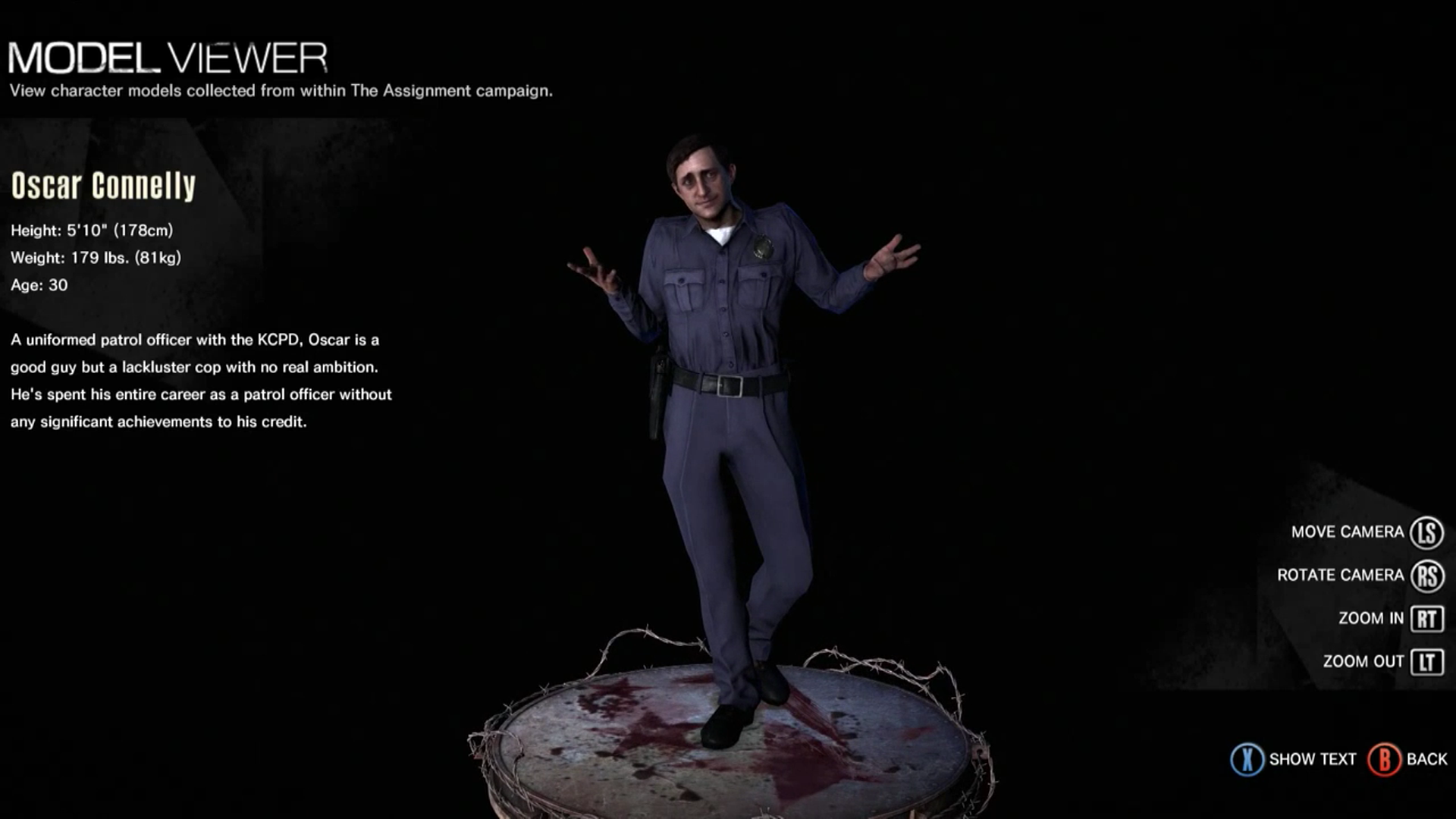 Wallpaper Theodore Harbinger The Evil Within 2 Hd: Image - Oscar Connelly Model Viewer.png