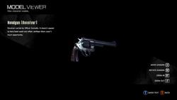 Revolver model viewer