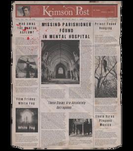 TEW1 Newspaper Parishioner Found