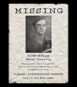TEW1 MissingPoster Oscar