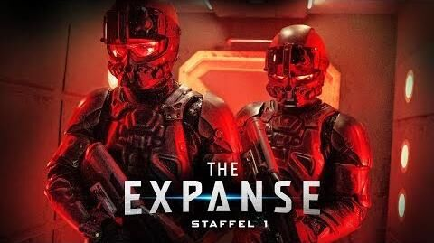 The Expanse Staffel1 Trailer deutsch german HD Sci-Fi Serie
