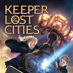 Book 1: Keeper of the Lost Cities