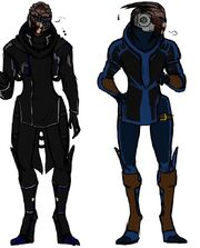 Garrus 01 clothes 1 by rabbitzoro
