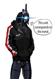 Legion in jacket n7 by spacemaxmarine-d6l4uv0
