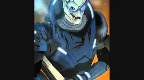 Garrus's Voice (Mass Effect)