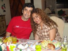 Tio Cesar Becerra and Tia Jessica Becerra-1490804306