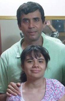 Father Tio Cesar Becerra and Sophia Becerra-0
