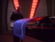 Starfleet coffin