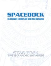 Spacedock cover