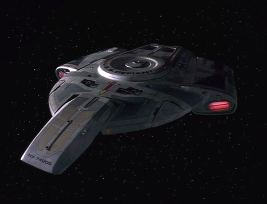 File:USS Defiant prototype.jpg