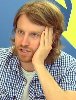 Andrew in 2013