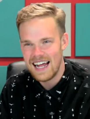Greg in 2014