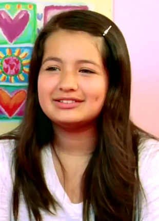 Isabella in 2011