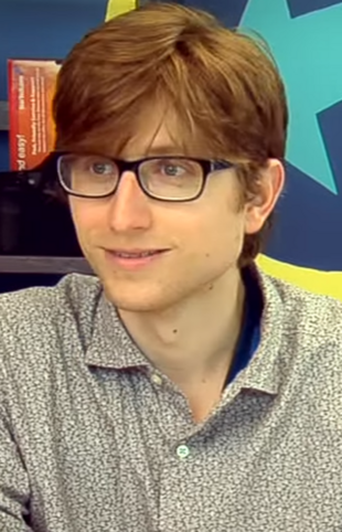 Michael in 2013