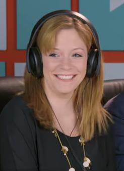 Lindsay in 2017