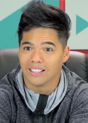 Dominic in 2014