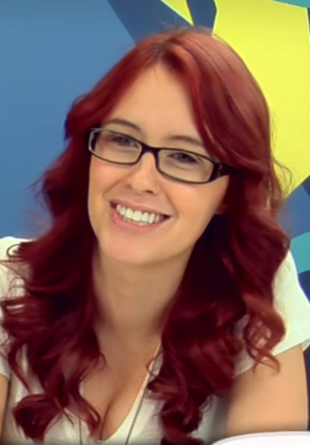 Meg in 2013