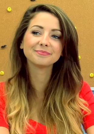 Zoe in 2013