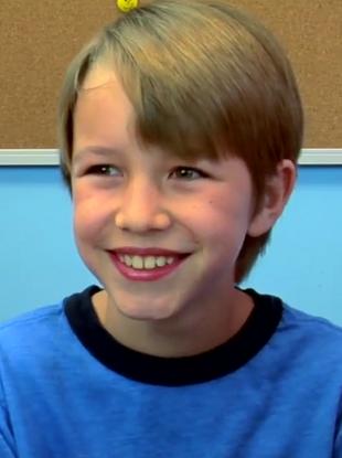 Gavin in 2012