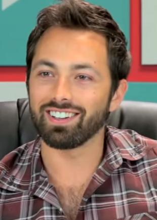 Derek in 2014