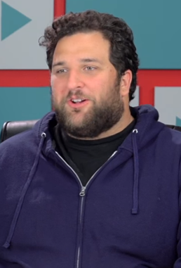 Michael in 2015