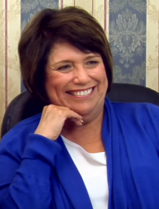 Tina in 2012