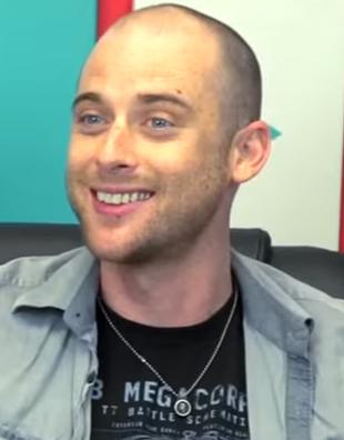 Peter in 2014