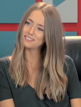 Allie in 2015