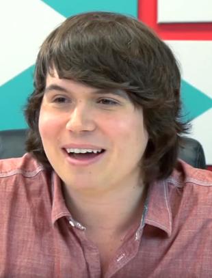 Michael in 2014