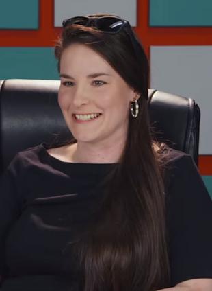 Cristine in 2016