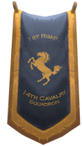 TFR Fourteenth Company banner