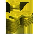 TFR Logistics Gold Coins
