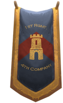 TFR Fourth company banner