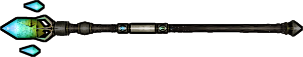 Tfr arms battlemage staff