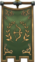 Tfr reconnaissance corps banner vertical