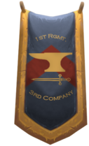 TFR Third company banner