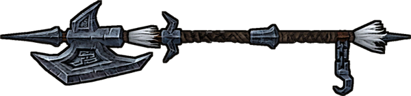 Tfr arms halberd