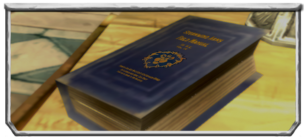 Tfr banner field manual