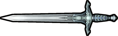 Tfr arms silver longsword
