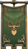 Ranger Order of Mirwood Standard