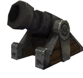 TFR Logistics artillery