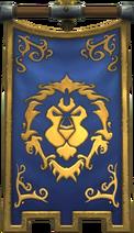 Tfr royal infantry banner vertical