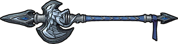 Tfr arms poleaxe