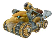 TFR Steam tank Dwarven