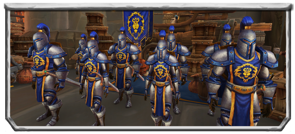 TFR Stormwind Drill Formation
