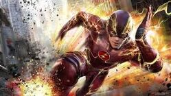 Flash CW Picture